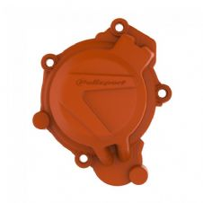 IGNITION COVER PROTECTOR KTM/HUSKY SX125/150 16-18, XC-W 125 17-18, TC125 16-18 ORANGE